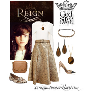 Reign OOTD teen fashion blog