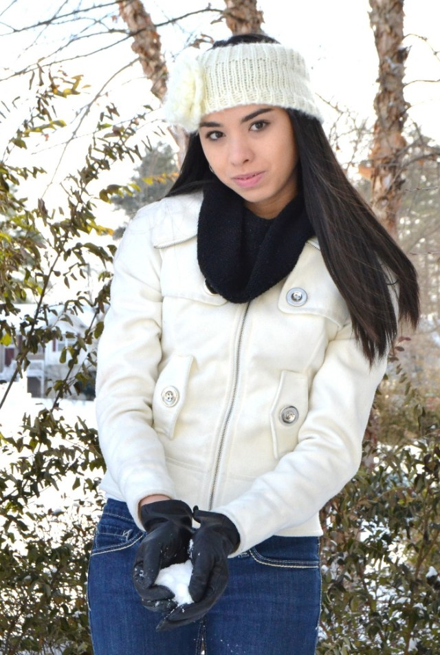Snow Day teen fashion blog
