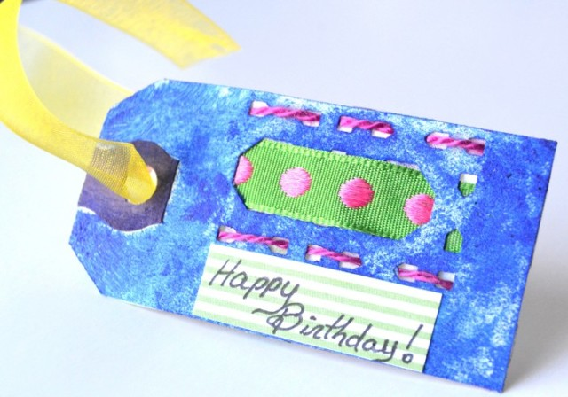 Creative Birthday Gift Wrapping  teen fashion blog