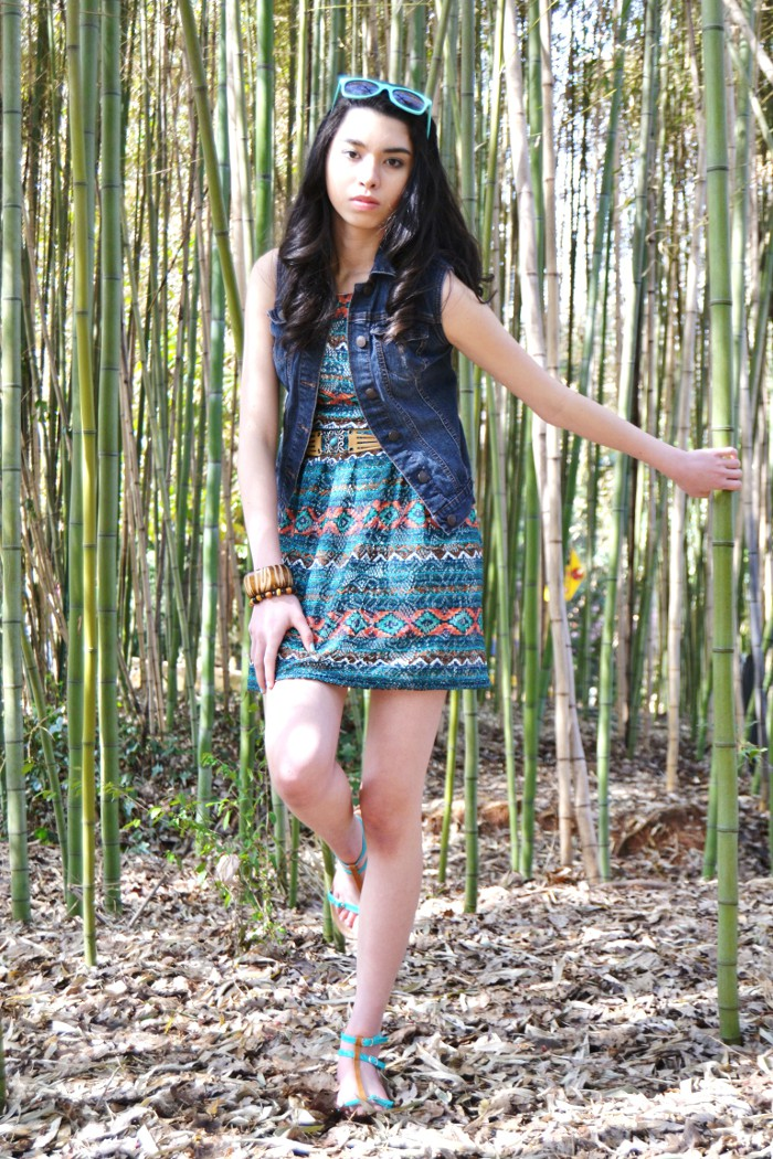 Tribal Nation Series: My Closet Tribal Outfit