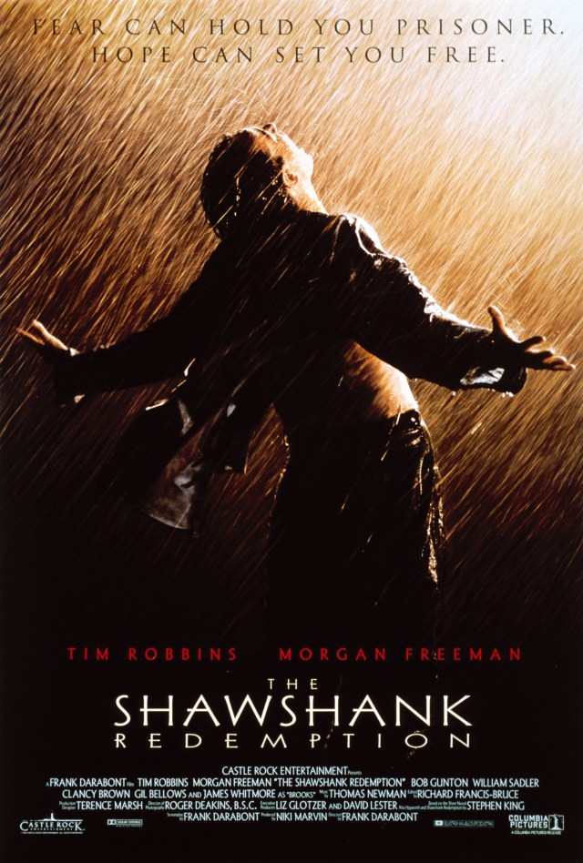 Best-Movie-Recommendation-the-Shawshank-Redemption-Cheer-and-Applause-for-Him-the-Hero-