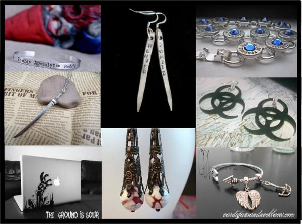 wildwestjewelryshop, SpoonChick, MauveMagpie, wholesalejewelrysale,TheGeekStop, ICEMILWAUKEE, TheZombieShoppe, CreationsbyAccident