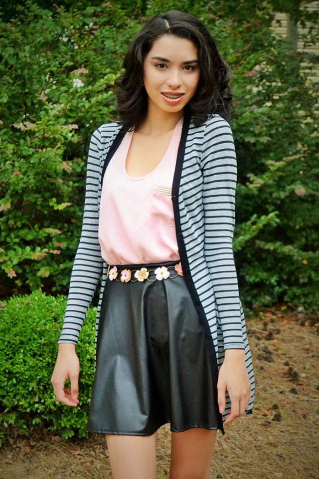 Back to School Outfit teen fashion